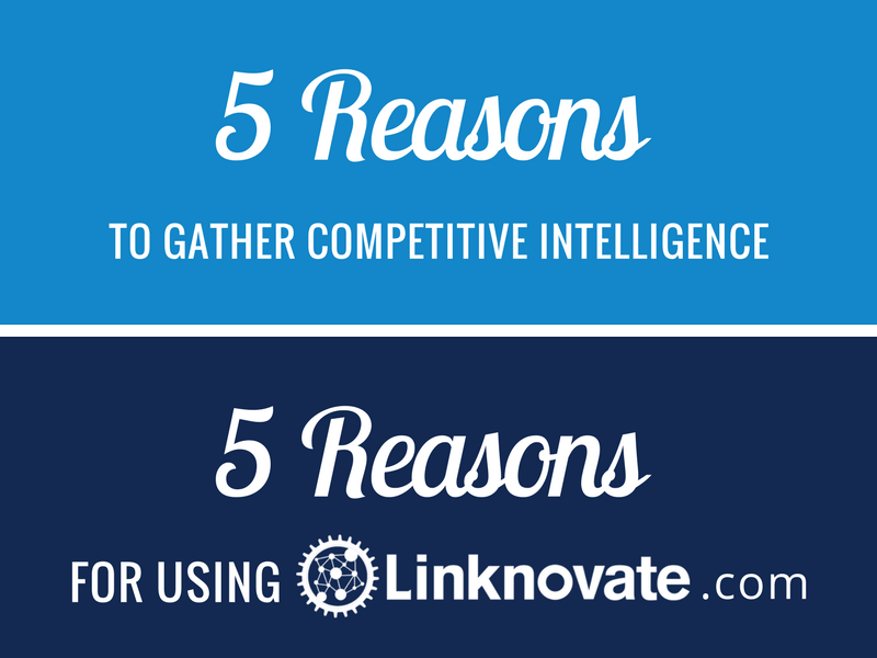 5 reasons to use Linknovate