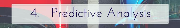 Predictive Analysis Automotive Trends