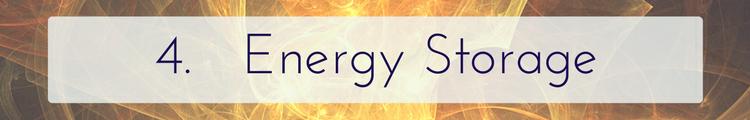 Energy Storage Trends