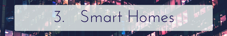 Smart Homes - Consumer Electronics Trends Linknovate